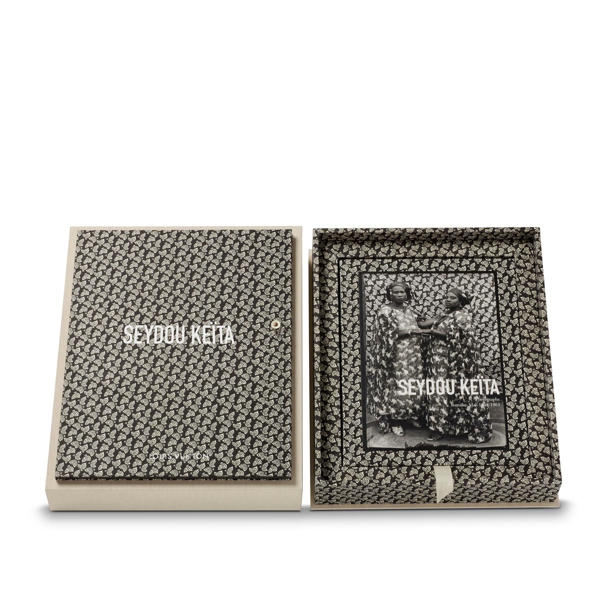 Men - Collector's edition of the Seydou Keïta book   Men Accessories Books By Louis Vuitton | LOUIS VUITTON